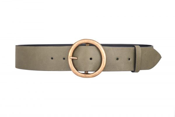 73328bd01 Maria Brass Buckle Wide Black Croc Patent Belt | Black & Brown London