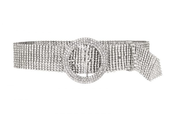 Crystal belt